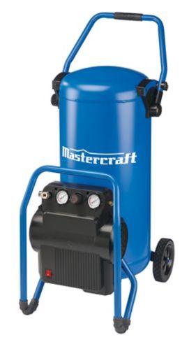 Mastercraft 20 Gallon Vertical Air Compressor, 2-hp Product image