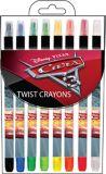 Craies de cire à tourner Disney Les bagnoles 3, paq. 8 | Disney Carsnull
