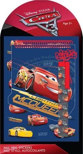 Disney Cars 3 Stationery Set, 3-pc Product image