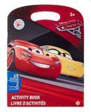 Cahier d'activités Disney Les bagnoles 3 | Disney Carsnull