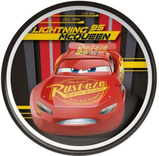 Cars 3 Dinner Plate Product image