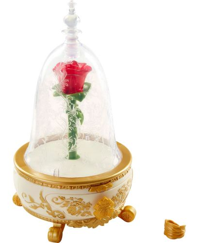 Beauty & the Beast Enchanted Rose Jewellery Box Product image
