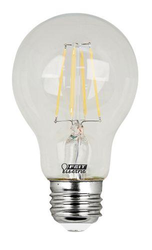 Ampoules à DEL A19 Feit Electric Filament, 60 W, lumière du jour, paq. 3