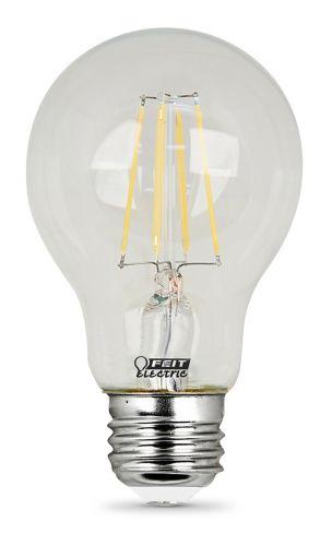 Ampoules à DEL Feit Electric Filament A19, 60W, blanc doux, paq. 3 Image de l'article