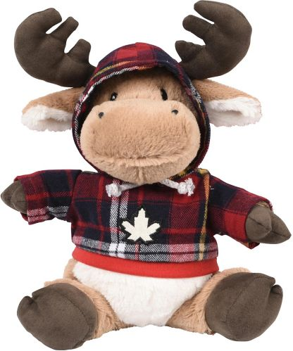 Stanley Moose Plush with Hoodie Product image