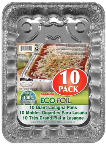 Handifoil Eco-Foil Lasagne Pan, 10-pk Product image