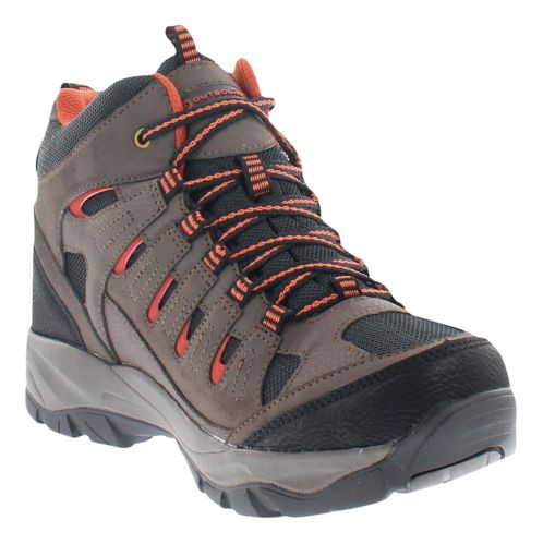 Outbound Men's Guide Hiker Boots, Brown Product image