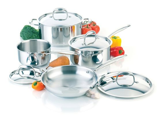 PADERNO Anniversary Cookware Set, 8-pc