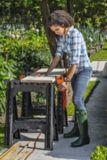 Chevalets de sciage à serrage WORX, paq. 2 | Worxnull