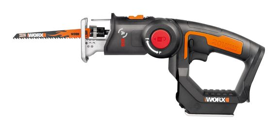 WORX 20V Max Li-Ion Axis 2-in-1 Jigsaw/Reciprocating Saw Product image