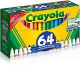 Crayola Broadline Markers Variety Pack, 64-pk | Crayolanull