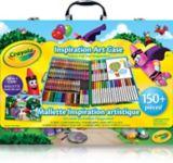 Crayola All-in-One Inspiration Art Kit | Crayolanull