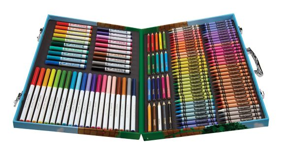 Crayola All-in-One Inspiration Art Kit Product image