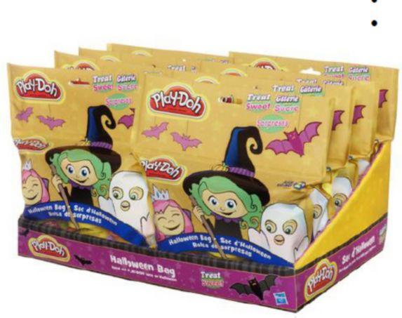 Play-Doh Halloween Bag, 15-pk Product image