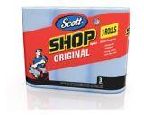 Scott Shop Blue Towels, 3-pk | Kimberly-Clarknull