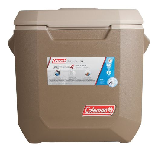 Coleman  Extreme Wheeled Cooler, 40-qt Product image
