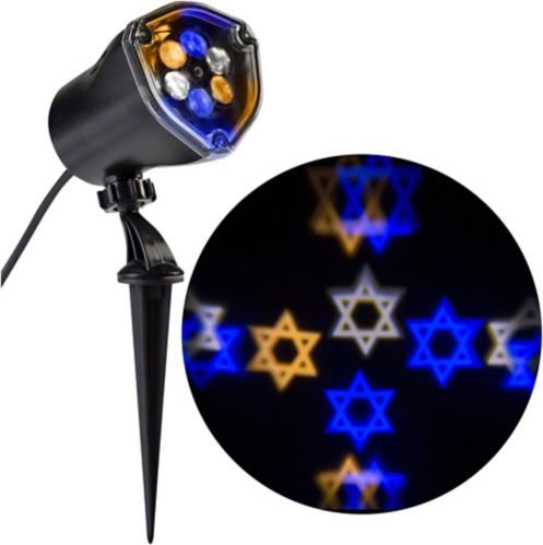 Gemmy LED Star of David Projector Product image