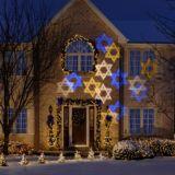 Gemmy LED Star of David Projector | Gemmynull