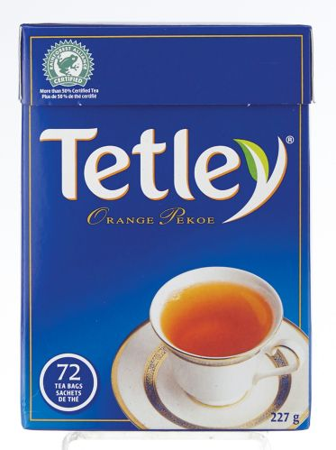 Tetley Orange Pekoe Tea, 72-pk Product image
