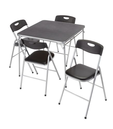Cosco Folding Table and Chair Set, 5-pc Product image