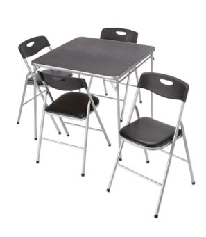 Cosco Folding Table And Chair Set 5 Pc Canadian Tire