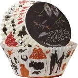 Wilton Star Wars Baking Cups, 50-pk