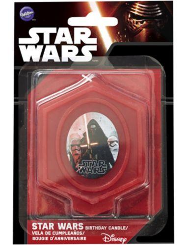 Bougie d'anniversaire Wilton Star Wars Image de l'article