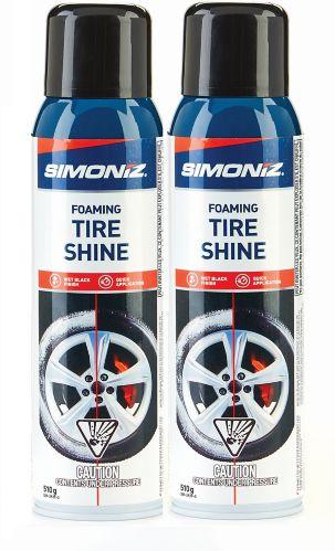 Simoniz Tire Foam, 2-pk Product image