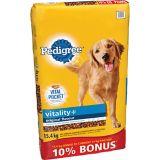 Pedigree Vitality Original Flavour Dog Food Bonus Bag, 15.4-kg | Pedigreenull