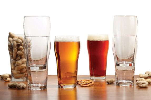 Beer Mug Set, 6-pc
