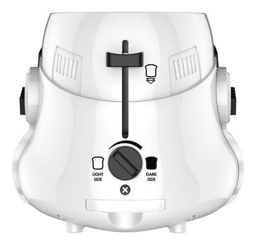 Star Wars Stormtrooper Toaster, 2-Slice Product image