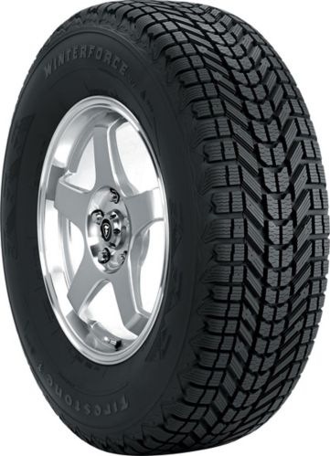 Firestone Winterforce UV Tire Product image