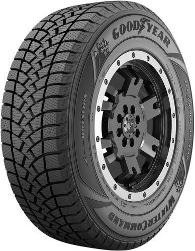 Goodyear WinterCommand Light Truck Tire