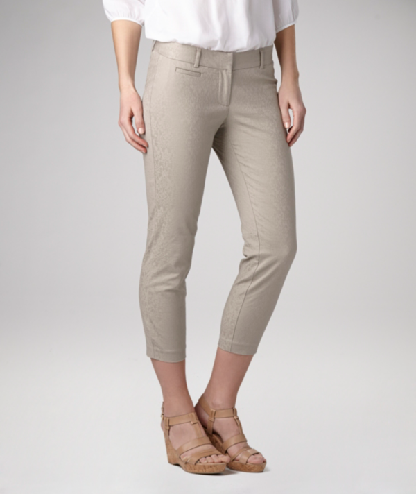 Shop Dillard's wide variety of stylish women's crops and capri pants.