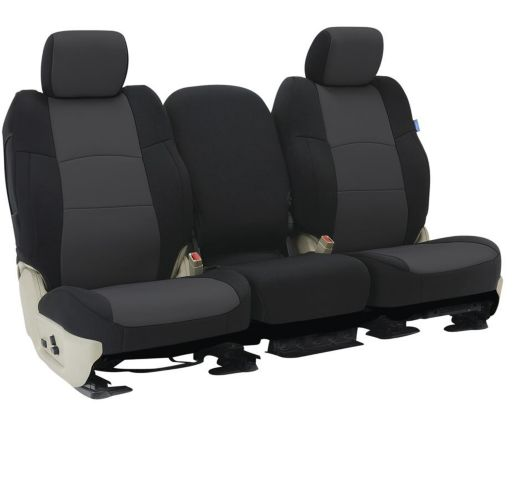 Coverking Neosupreme Custom Front Seat Cover, North American Car Make Product image