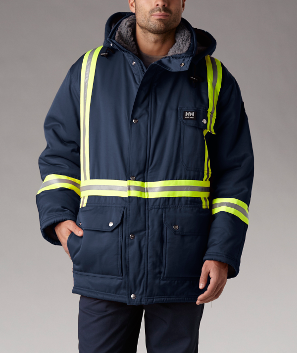 Helly Hansen Weyburn Parka With Csa Tape Tagdrive