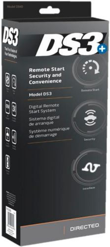 DS3P Remote Start & Security System Product image