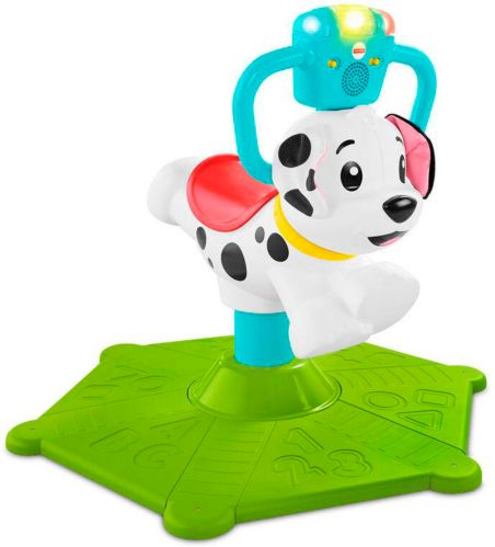 Fisher-Price® Bounce and Spin Puppy Product image