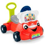 Fisher-Price® Laugh & Learn Smart Stages 3-in-1 Smart Car | Fisher-Pricenull