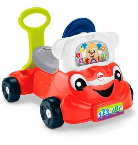 Fisher-Price® Laugh & Learn Smart Stages 3-in-1 Smart Car