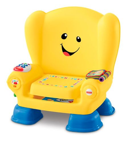Fisher-Price® Laugh & Llearn Smart Stages Chair, English Product image
