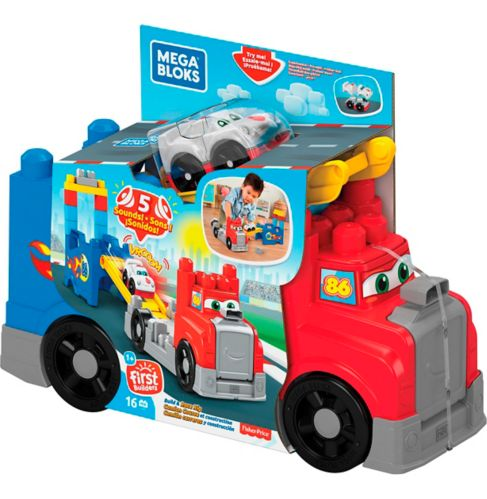 Mega Bloks Build & Race Rig Product image