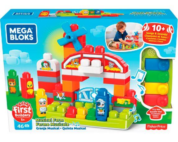 Mega Bloks First Builders Musical Farm Product image