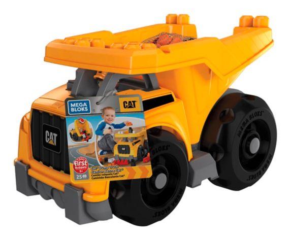 Mega Bloks CAT Large Dump Truck Product image