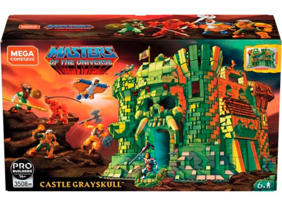 Mattel Master of The Universe Castle Greyskull Playset Product image