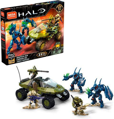 Mega Construx Coffret de jeu Warthog Run de Halo Image de l'article