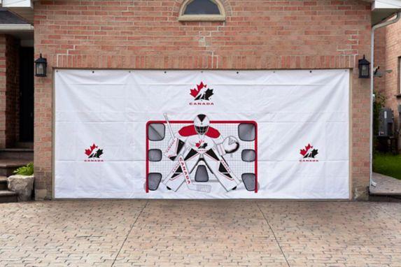 Winnwell Heavy Duty Hockey Shooting Tarp, 16-ft x 7-ft Product image