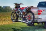 K2 Hitch Mounted Motorcycle Carrier | Detail K2null