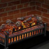 Pleasant Hearth Electric Fireplace Log, 20-in | Pleasant Hearthnull