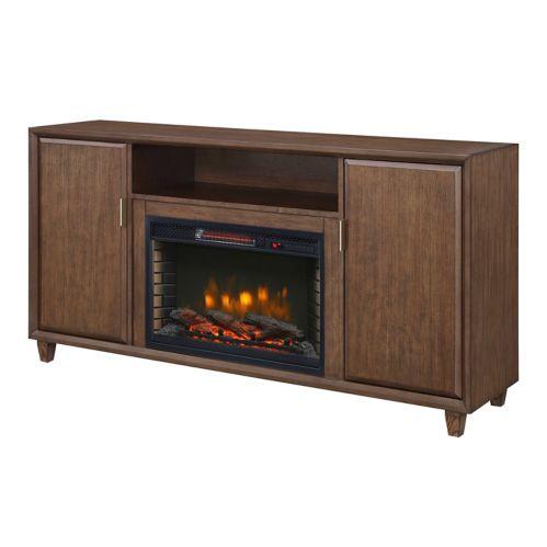 Muskoka Barrington Cherry Electric Fireplace, 64-in Product image